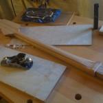 5 piece mahogany neck