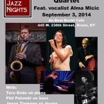 Eric Alexander Quartet