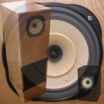 Build your own cabinet and have a GREAT pair of speakers.